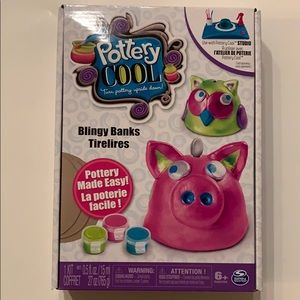 Pottery Cool Crafts Clay Refills - Blingy Banks